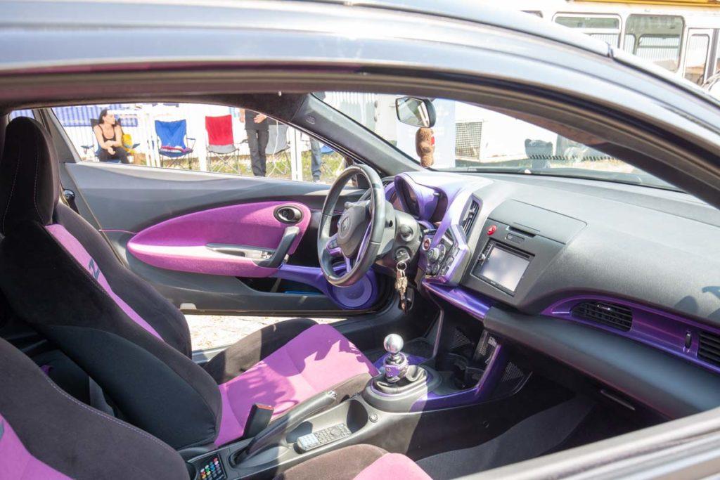 Honda CRZ Innen
