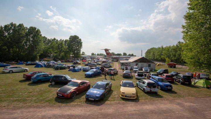 Japaner Autotreffen – 6. JSSA im Airpark Merseburg