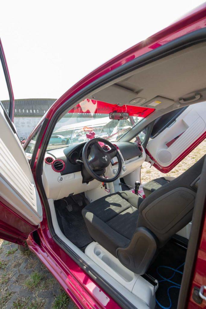 Mitsubishi Colt Innen