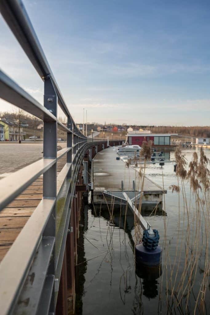 Hafen Floating House