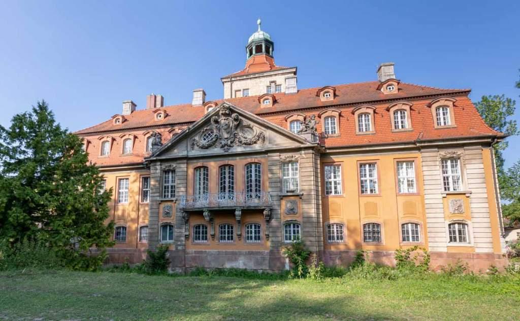 Wasserschloss Sankt Ulrich