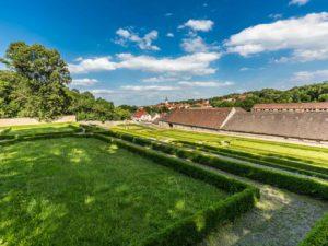 Bild 0051   Barockgarten in Sankt Ulrich