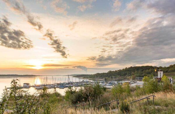 Bild 0018 | Hafen zum Sonnenaufgang