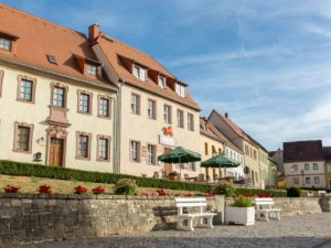 Bild 0052   Marktplatz in Mücheln Geiseltal